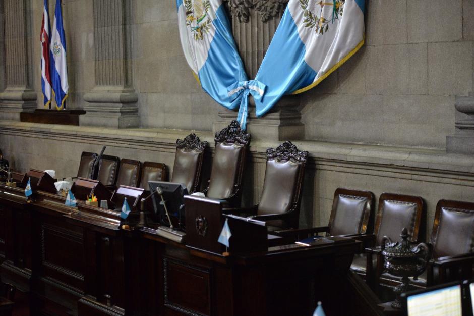 La Presidencia del Congreso es ansiada por varios diputados. (Foto: Archivo/Soy502)