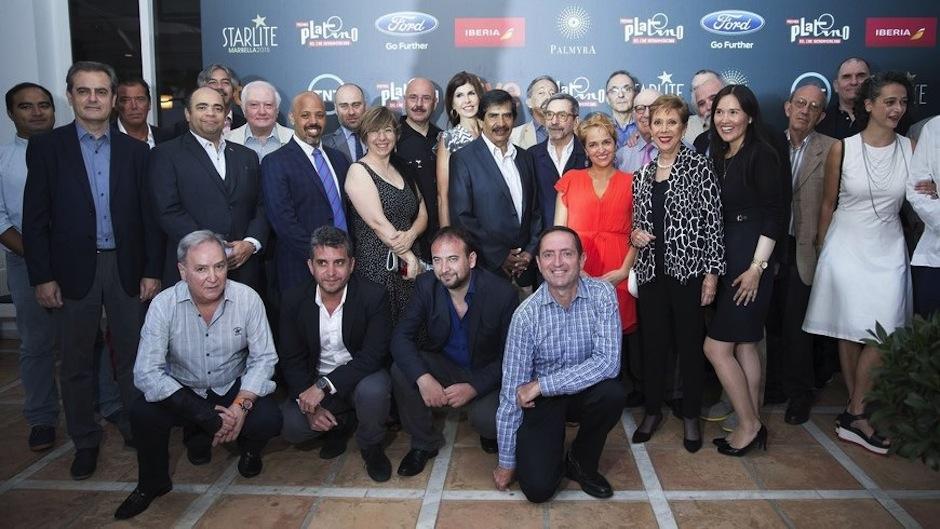 El jurado está compuesto por críticos de cine, directores, actrices y personalidades. (Foto: Oficial)