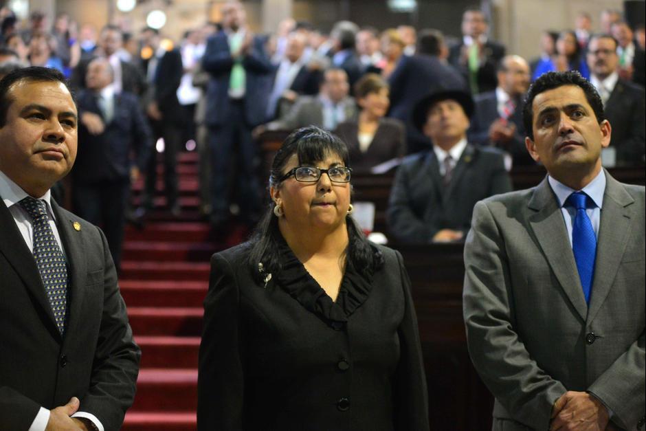 NIdia de Corzantes, la directora de la Defensa Pública, confirmó que se hará el cobro a Pezzarossi. (Foto: Archivo/Soy502)