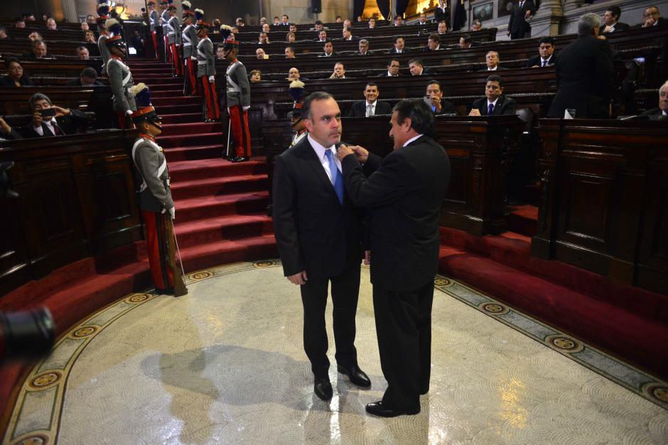 Por los próximos cinco años estarán en la CC los nuevos magistrados. (Foto: Jesús Alfonso/Soy502)