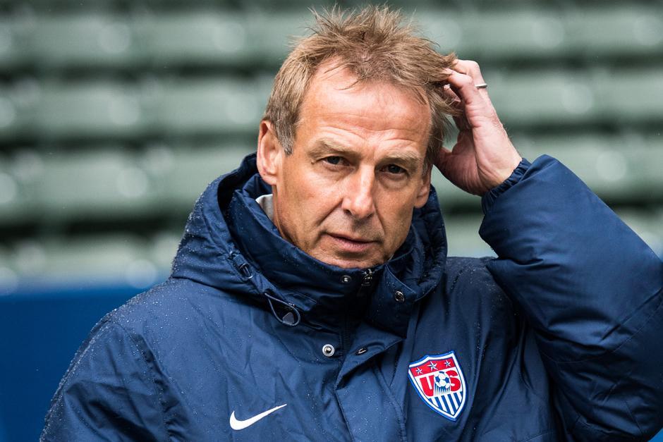 Jürgen Klinsmann técnico Estados Unidos foto