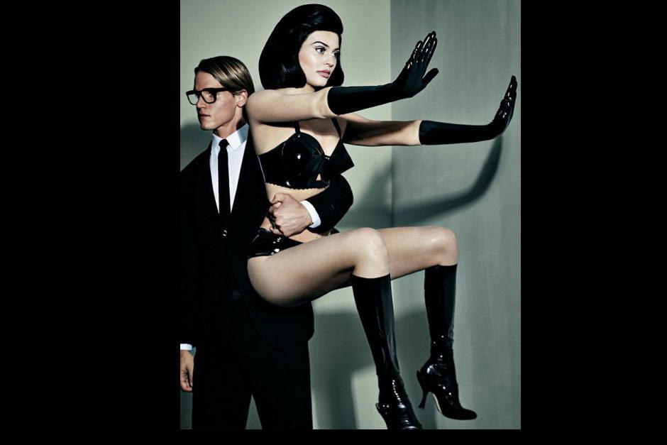 """Jenner confiesa que tuvo una conversación con Lady Gaga, quien le dijo que cualquier cosa que haga """"tiene un efecto"""" en sus seguidores."""