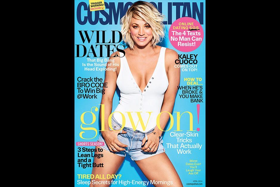 La actriz le confesó a la revista que había aumentado sus pechos. (Foto: Archivo)