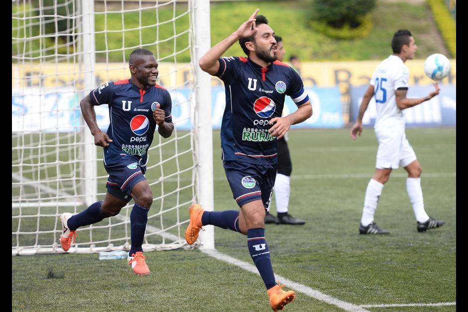 Kamiani terminó como el sub-goleador del torneo pasado con 15 goles. (Foto: Archivo)