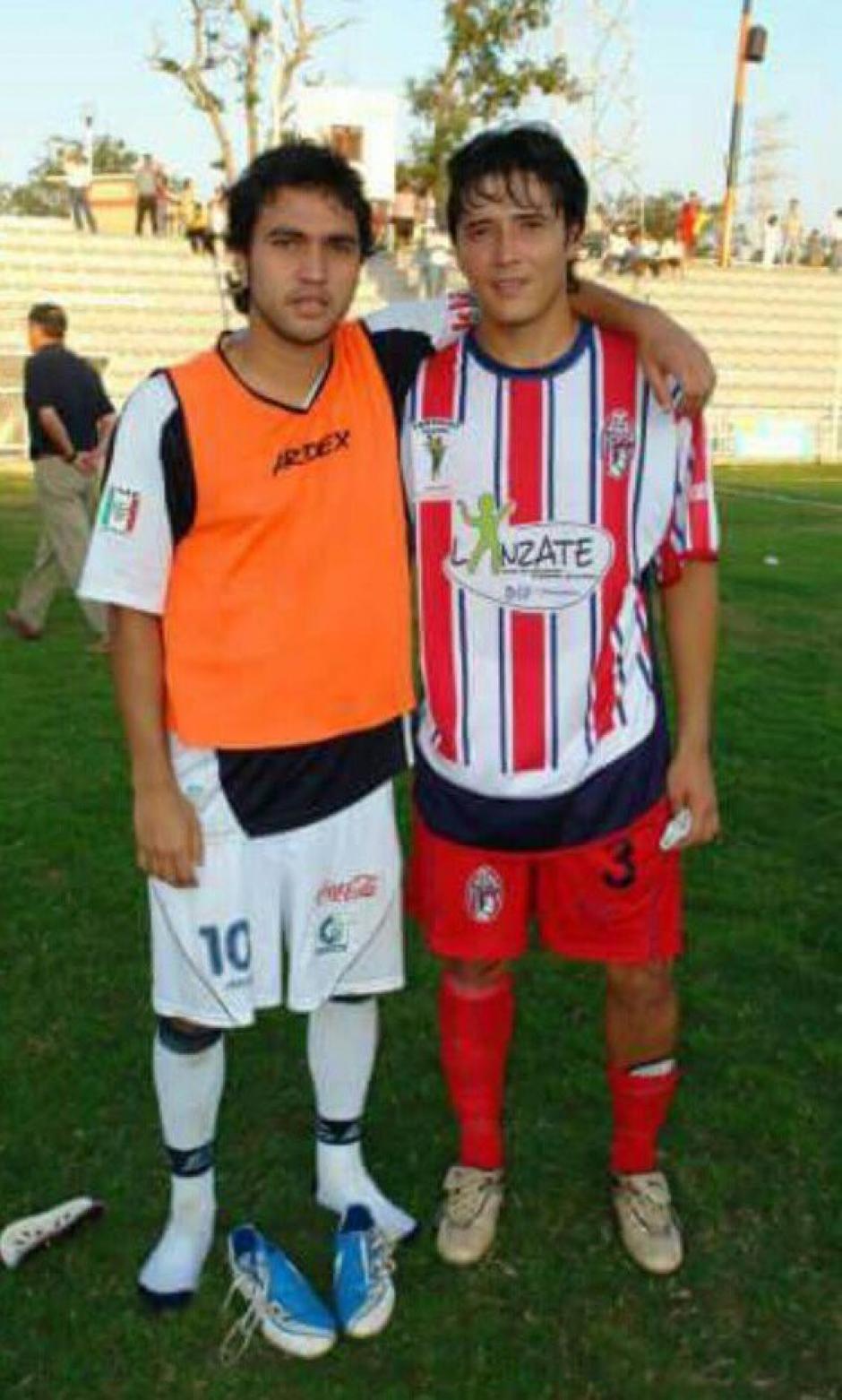 Kamiani arribó a Guatemala en 2007; ha convertido 200 goles, todos vestido con los colores de la Universidad de San Carlos. (Foto: Twitter de Vivo el Azul)