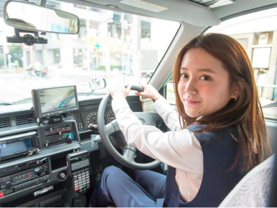 Ikuta Kana es la taxista más sexy de Japón. (Foto: Sopitas)