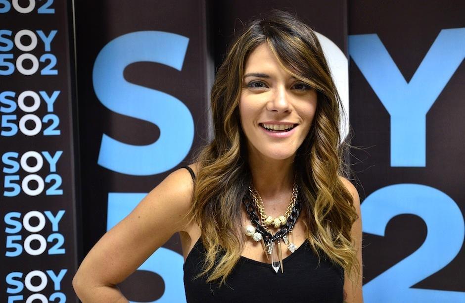 """Kany presenta su sencillo """"Cómo decirle"""". (Foto: Selene Mejía/Soy502)"""