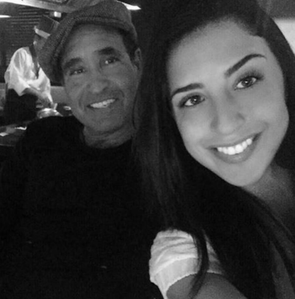 Su padre, un bombero veterano era su mejor amigo. (Foto: Instagram)