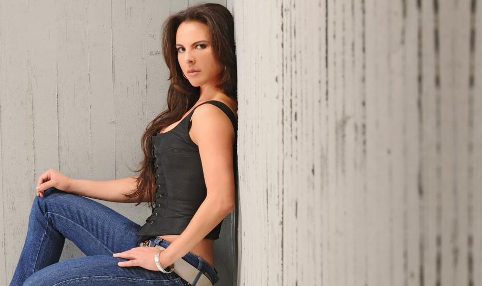 Kate del Castillo tiene 43 años, ha participado en diferentes novelas, películas y programas de televisión en México y Estados Unidos. (Foto: TV y novelas)