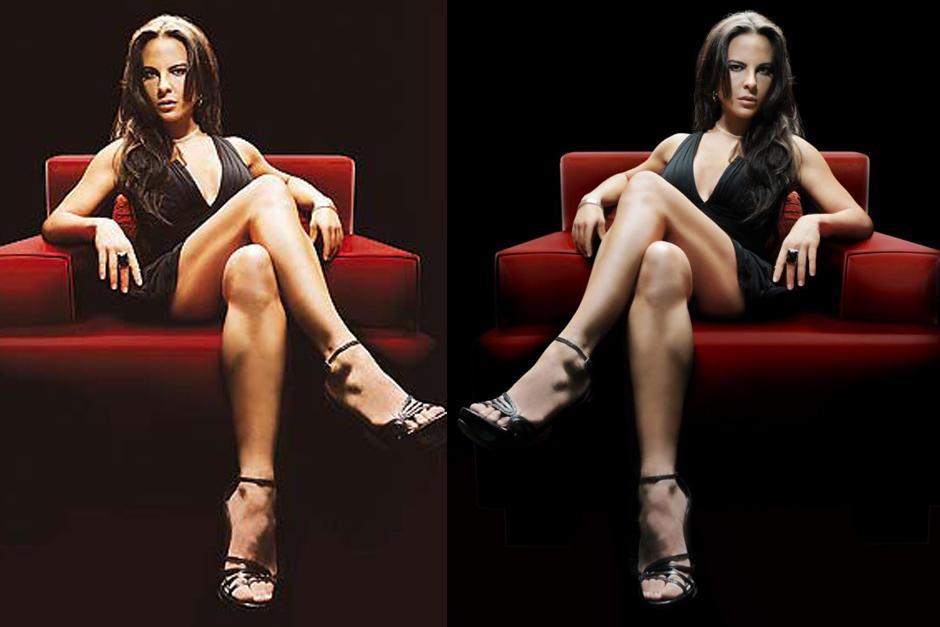 Kate de Castillo es un ícono de las series sobre narcos. (Foto: Telemundo)