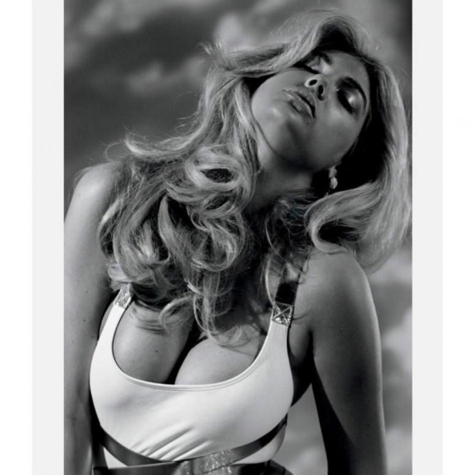 Kate Upon no se queda atrás en cuanto a curvas. (Foto: Instagram)