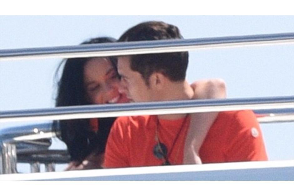 Al parecer la pareja no está pasando por ningún mal momento. (Foto: Daily Mail)