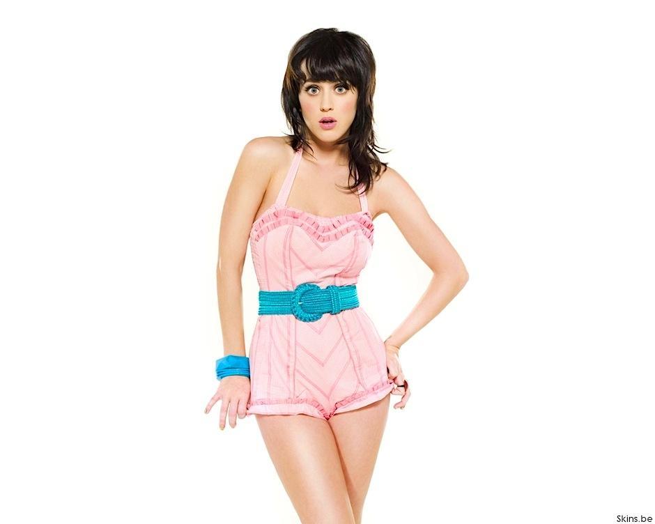 Katy Perry es una de las más aclamadas en la industria de la música. (Foto: wallpaperfotos)
