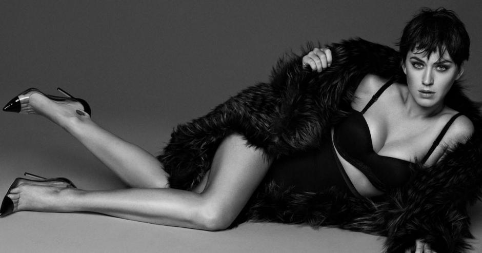 Katy Perry posó para la revista Vogue.  (Foto: Katy Perry/Instagram)