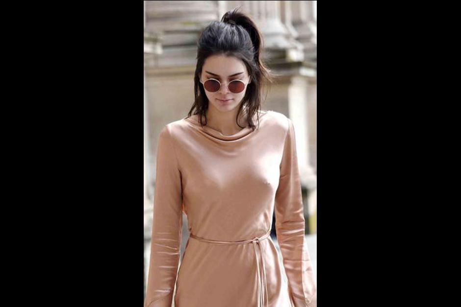 Kendall estuvo en París para asistir a Men's Fashion Week. (Foto: Telemundo)