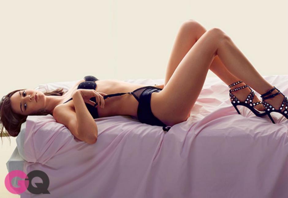 La super modelo publicó una imagen que hizo que el verano se adelantara. (Foto: exitoina.perfil.com)