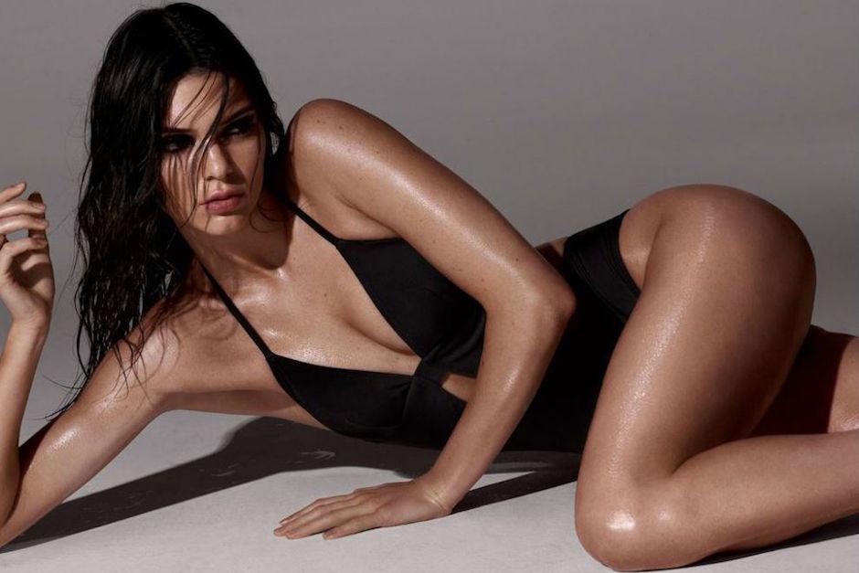 Kendall Jenner publicó un adelanto de su trabajo con Vogue (Foto: exitoina.perfil.com)