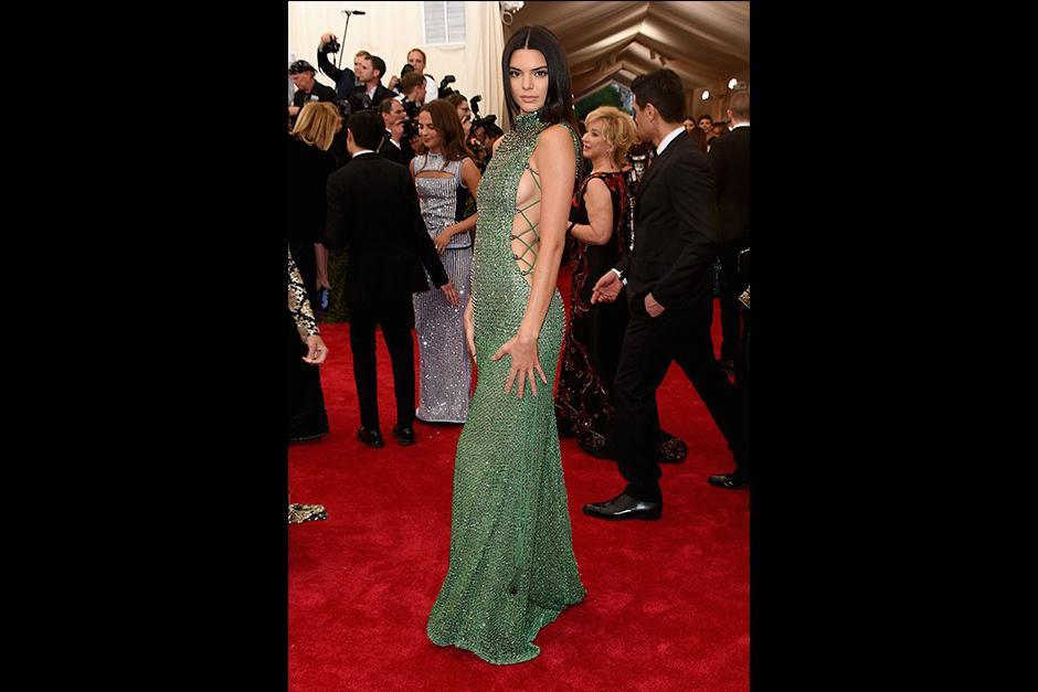 Kendall es una de las hermanas menores de Kim Kardashian. (Foto: Archivo)