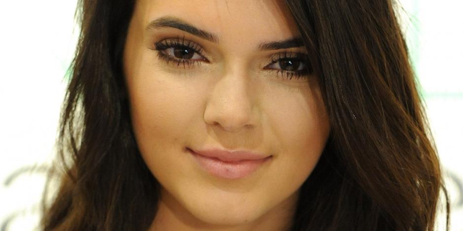 Kendall Jenner vuelve a ser noticia. (Foto: Archivo)
