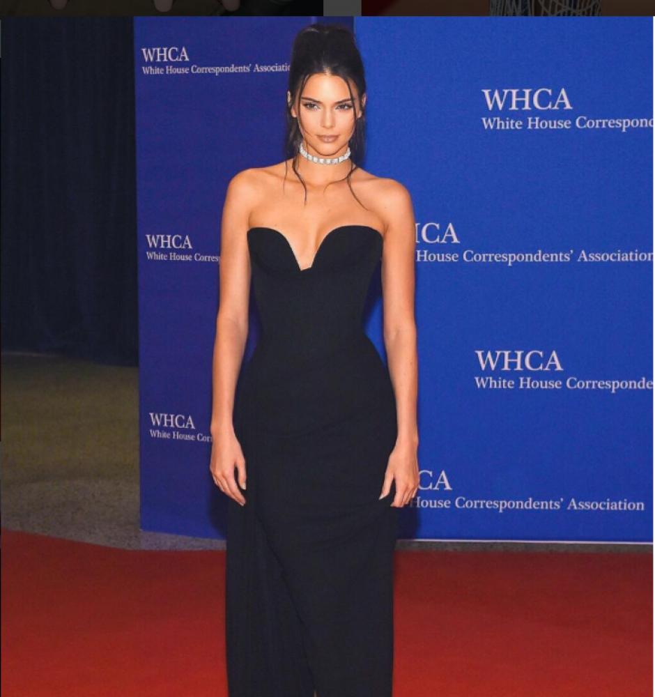 Kendall Jenner es una de las modelos más bellas del mundo. (Foto: Instagram/@kendalljenner)
