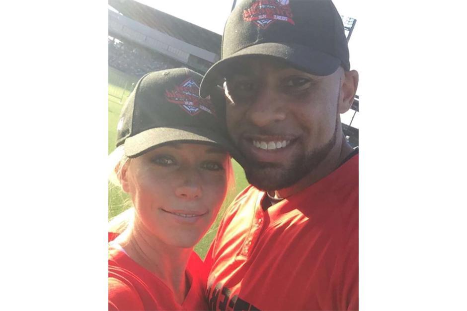 Kendal tiene una relación con el su relación con el jugador de fútbol americano Hank Baskett. (Foto: Instagram)