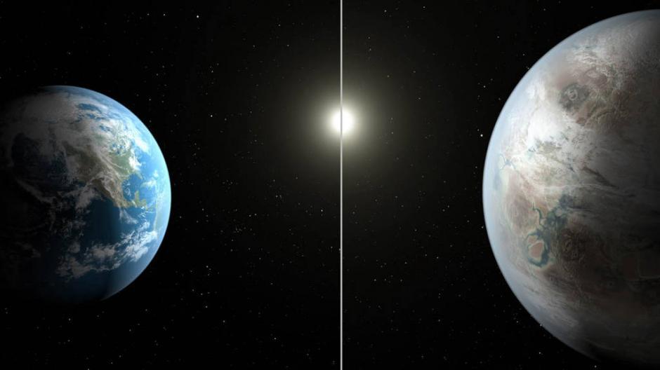 Las nuevas tecnologías han permitido a los científicos analizar ambos planetas. (Foto: NASA)