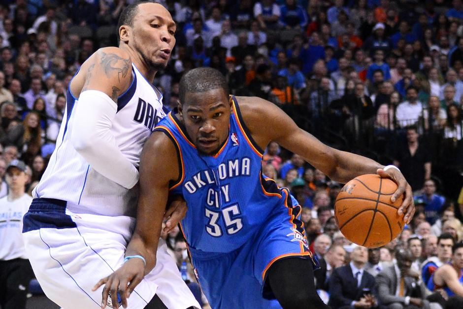 Kevin Durant, Thumders, NBA 2014