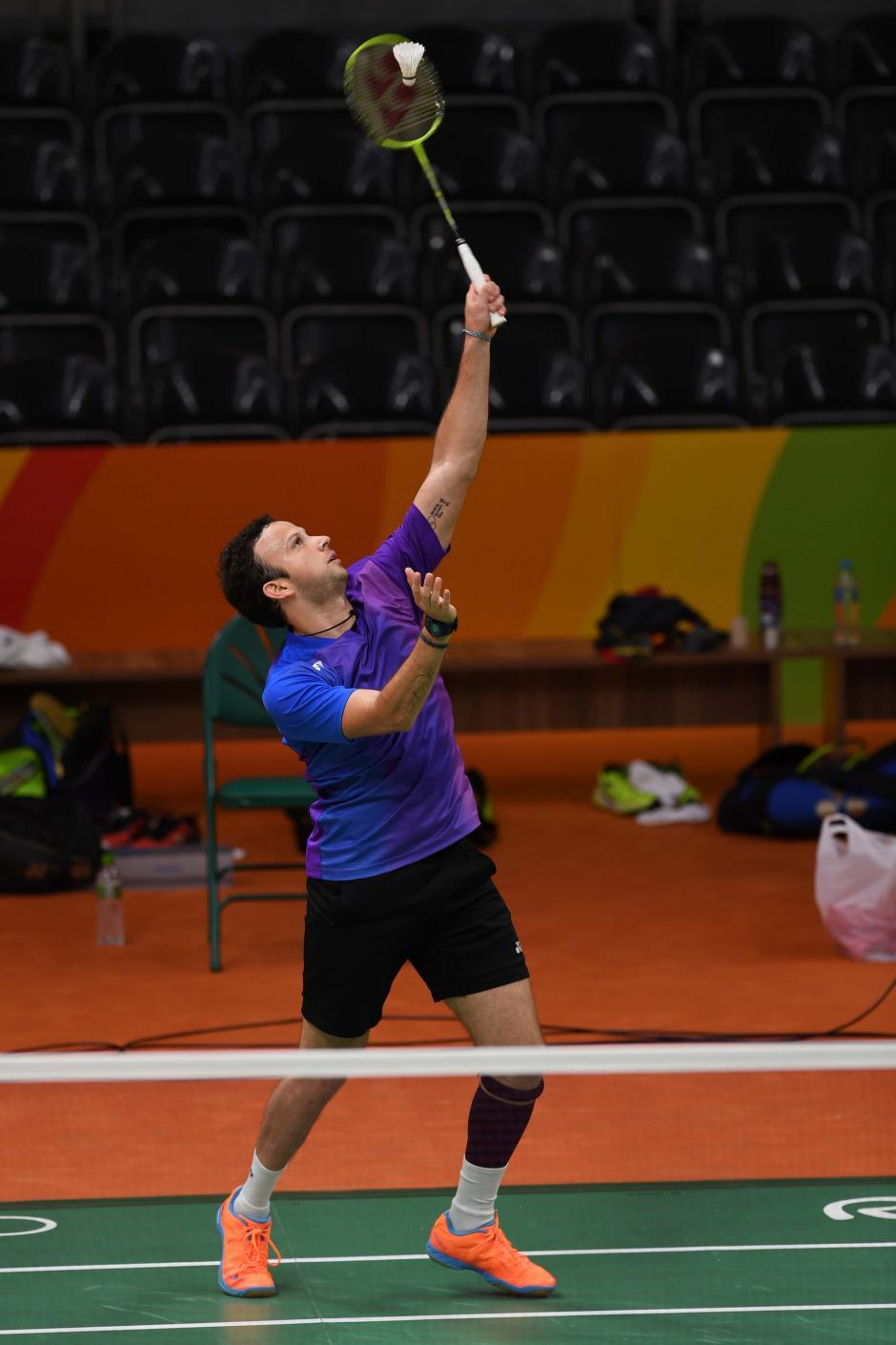 El zacapaneco jugará la ronda de clasificación contra dos asiáticos y un europeo. (Foto: Sergio Muñoz/ACD)