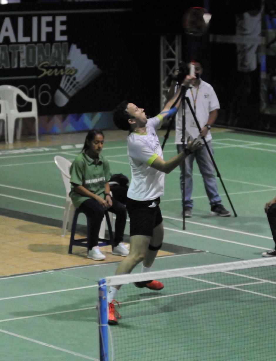 Cordón mostró su poderío y este domingo jugará la gran final del torneo Herbalife que se disputa en el país. (Foto: Pedro Pablo Mijangos/Soy502)