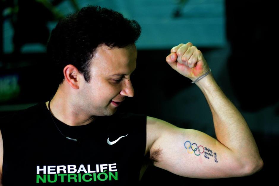 Kevin Cordón inicia un nuevo ciclo olímpico con la ilusión de un juvenil. (Foto: Luis Barrios/Soy502)