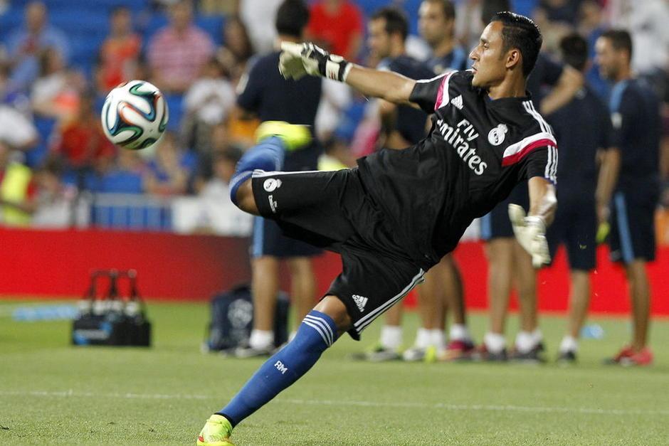 Keylor Navas seguirá formando parte de la plantilla del Real Madrid
