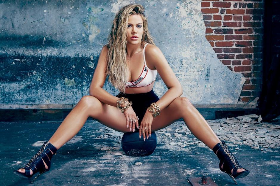 Khloé Kardashian era quien usualmente lucía más 'gordita' que los demás integrantes de su familia.