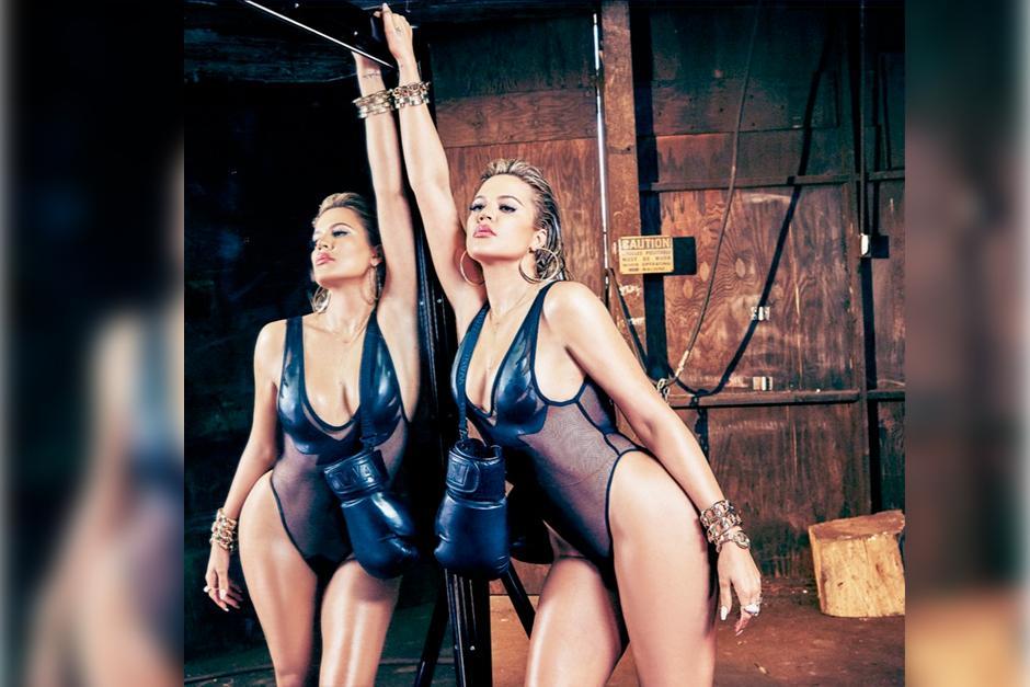 Khloé Kardashian reveló cómo bajó de peso, a través del gimnasio y la alimentación.
