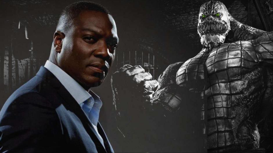 El papel de Killer Croc está a cargo de Adewale Akinnuoye-Agbaje. (Imagen: Captura de YouTube)