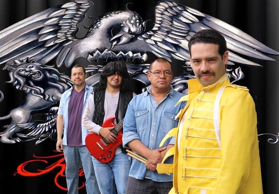 """Killer Queen"" rinde tributo a la banda británica Queen. (Foto: Killer Queen)"