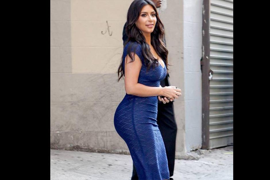 Kim Kardashian tiene un encuentro cercano del mismo tipo que atacó a Gigi Hadid. (Foto: Archivo)