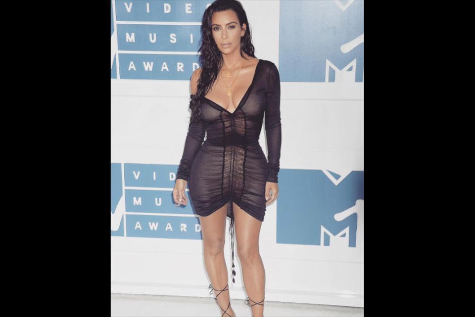 El hombre intentó sobrepasarse con la socialité, Kim Kardashian. (Foto: Archivo)