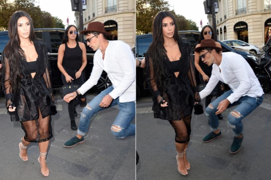 El atacante de Kim Kardashian explica sus razones. (Foto: smoda.elpais.com)