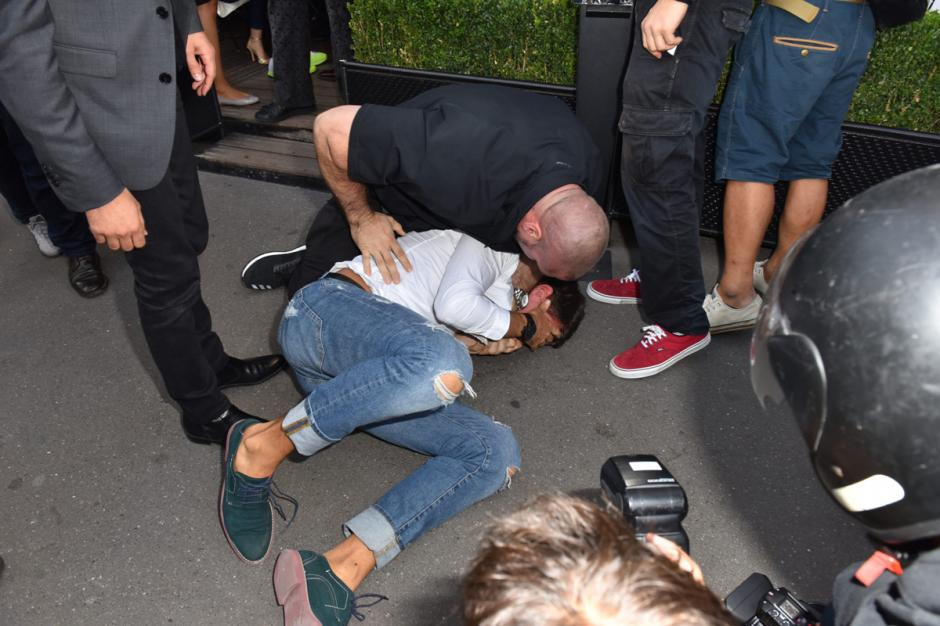 El reportero ucraniano ha atacado a otras celebridades. (Foto: smoda.elpais.com)