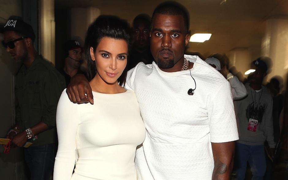 Fuentes afirman que Kim Kardashian y Kanye West podrían divorciarse. (Foto: Posta)
