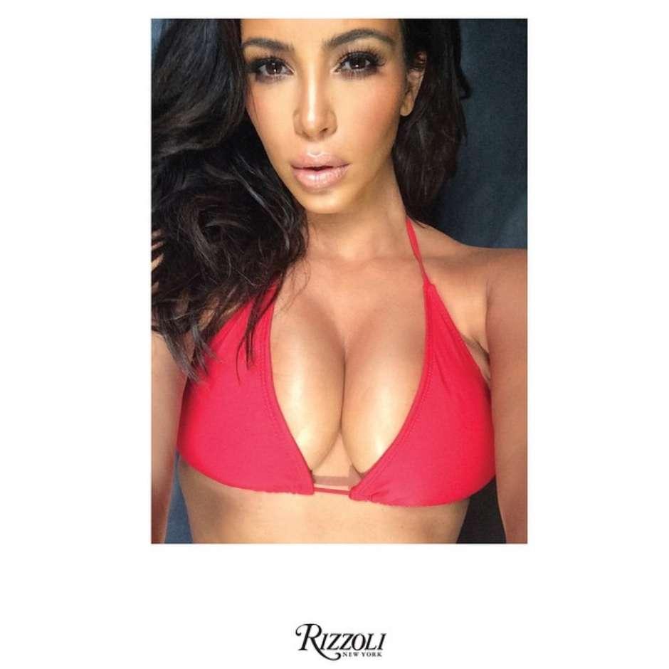 Esta es la segunda portada del libro de Kim Kardashian que pronto saldrá a la venta. (Foto: Instagram Kim Kardashian)
