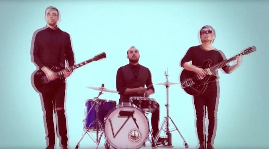 """La banda guatemalteca KIN presenta """"Me Intoxico"""". (foto: KIN)"""