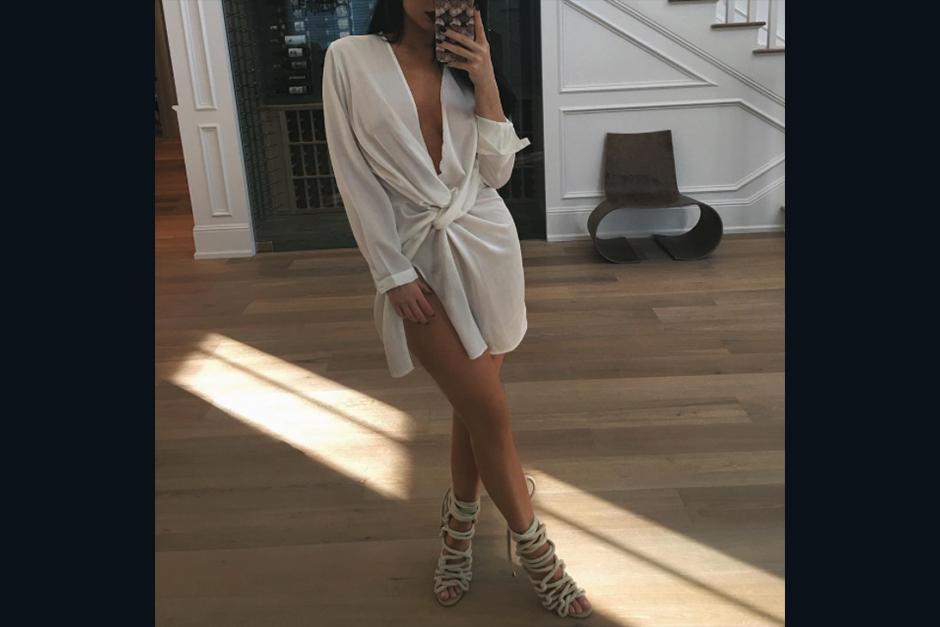 Kylie es pareja del rapero Tyga. (Foto: Instagram)