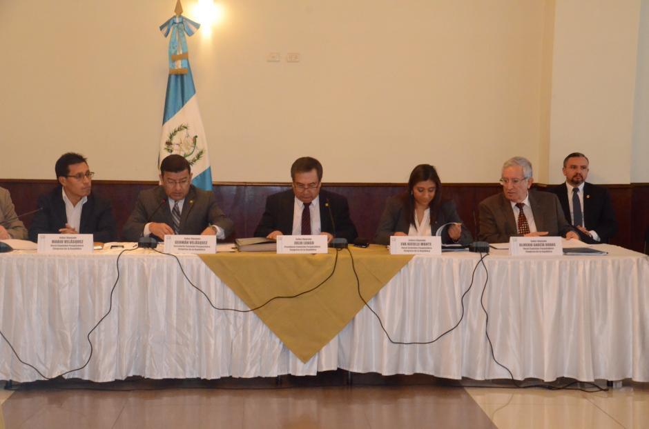 La comisión pesquisidora citó para el miércoles al secretario general de la CSJ. (Foto: cortesía José Castro)