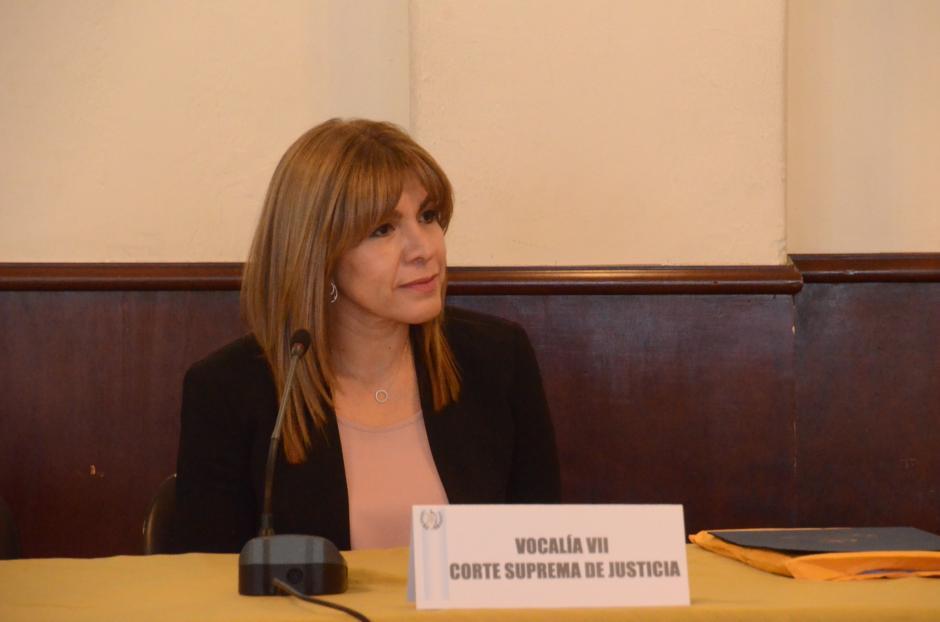Una de las asistentes de la Secretaría General confirmó que su jefe ordenó citar al juez. (Foto: cortesía José Castro)