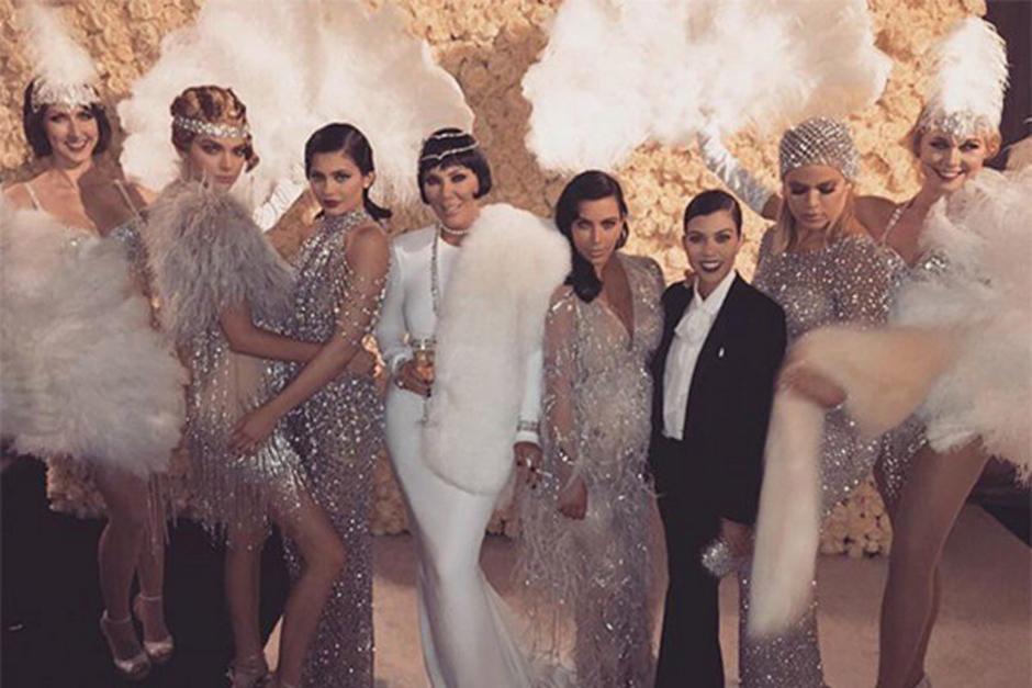 Kardashian y Jenner.
