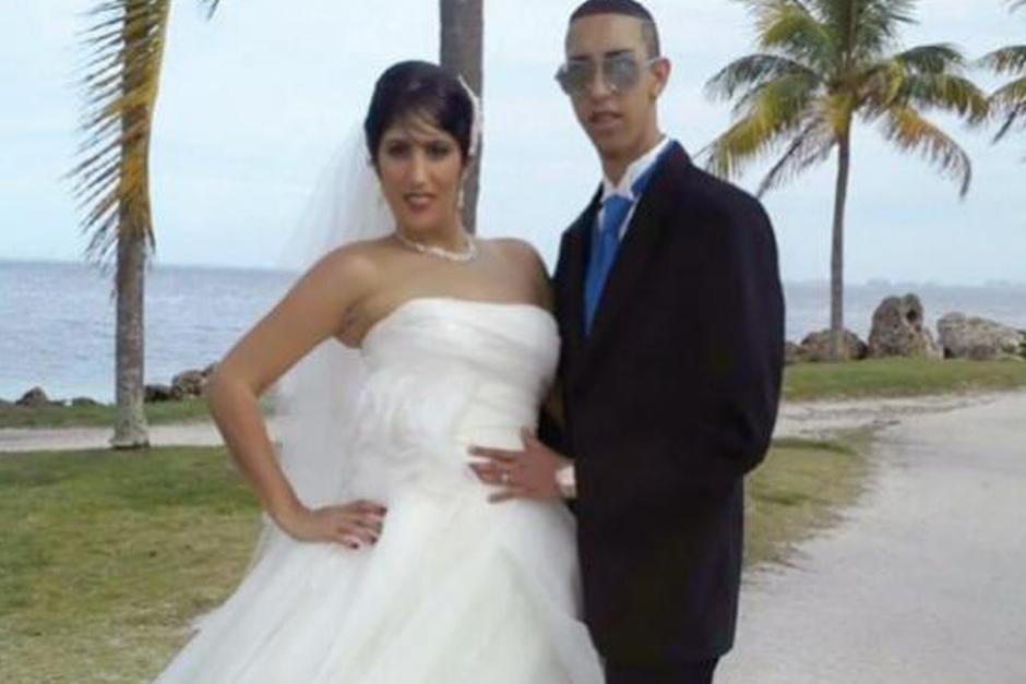 "Peter ""La Anguila"" junto a su novia.(Foto: Google)"