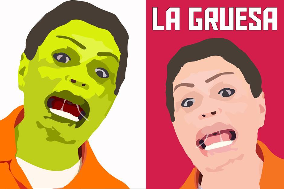 "Disfruta del videojuego ""La Gruesa"" que se viraliza. (Foto: App Store)"