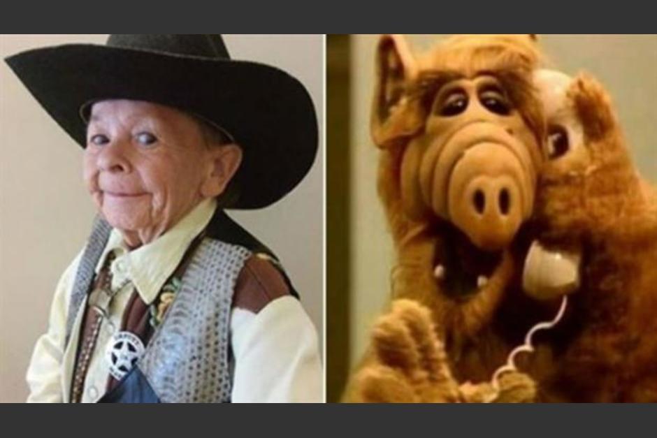 """El protagonista de la serie """"Alf"""" se encuentra en estado de coma. (Foto: ojo.pe)"""