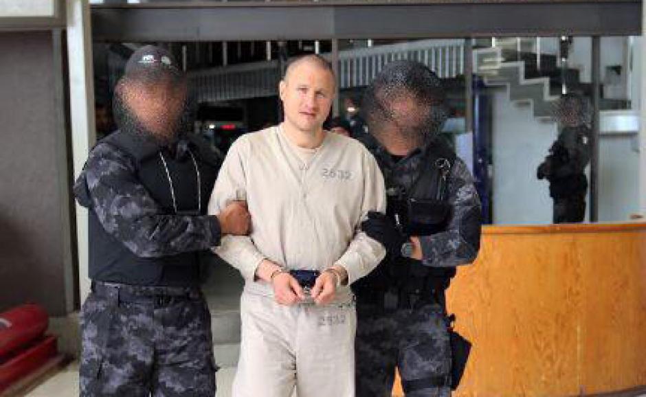 La barbie extraditado a Estado Unidos foto
